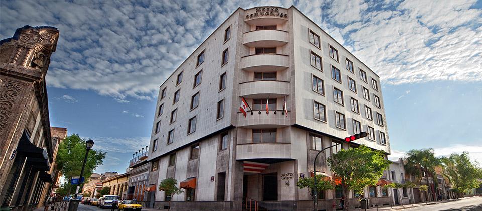 Hotel Cervantes Hoteles En Guadalajara Jalisco